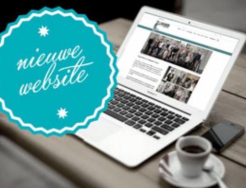 Welkom op onze nieuwe website