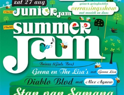 't Staltheater op Senior Jam 2011